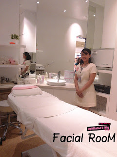 Sampar Skincare Facial Room