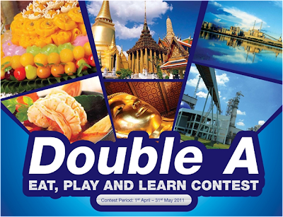 Double A 'Eat, Play and Learn' Contest