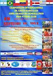 CAMPEONATO INTERNACIONAL DE ARTES MARCIAIS - GENERAL PICO - ARGENTINA - 18 DE SETEMBRO DE 2011