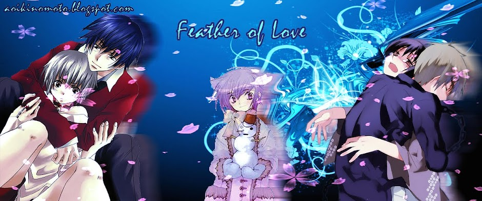 """""""Feather of love"""""""