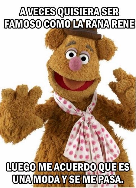 Frases graciosas de los Muppets