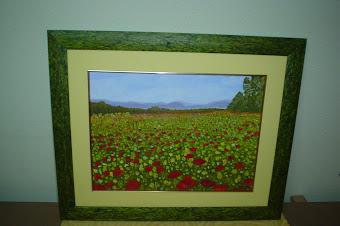 Exposiciónes privadas y publicas, venta de cuadros por encargo o en exposición.