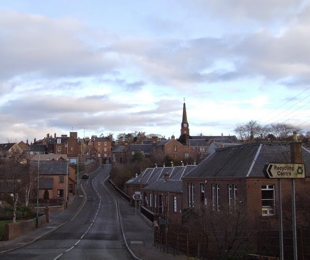 Bellies Brae Kirriemuir