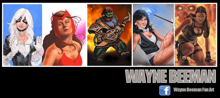 Wayne Beeman's Sketchbook