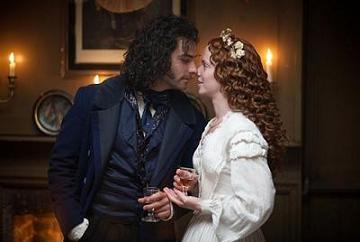 Dante Gabriel Rossetti y Lizzy Sidal