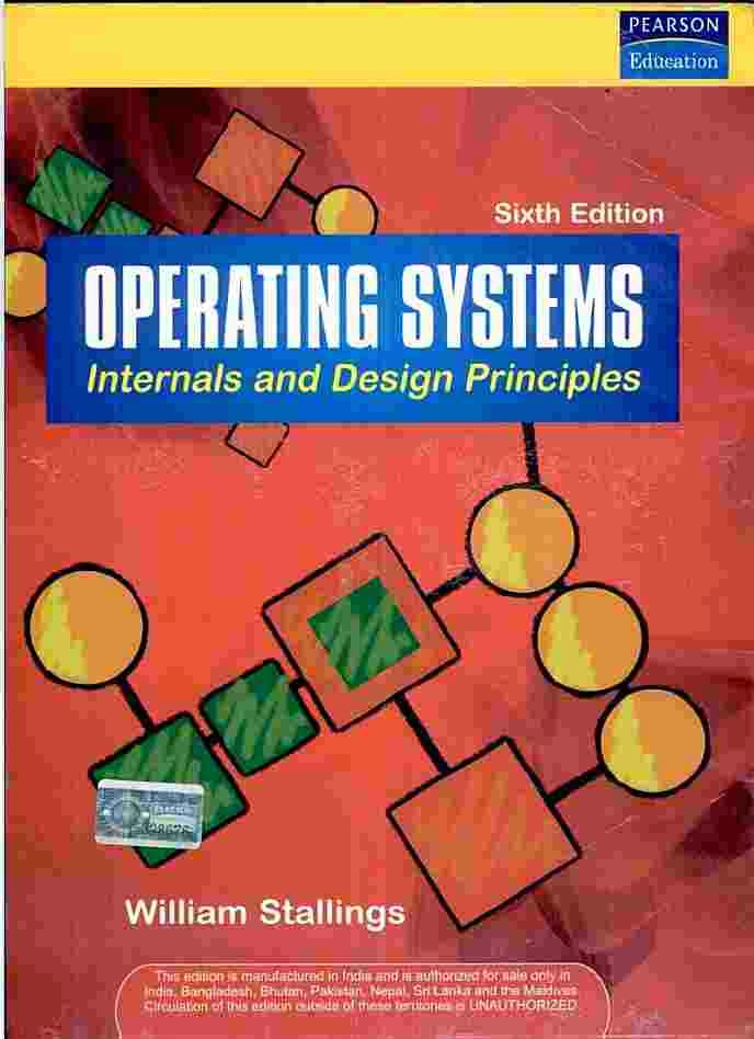 operating systems ebook galvin