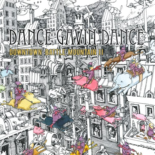 Dance Gavin Dance The Robot With Human Hair Part 4 Download 97
