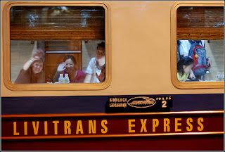 Livitrans Express Trourist train