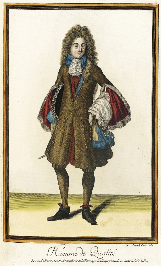 This is Versailles: Fashion Plates: 1680-89