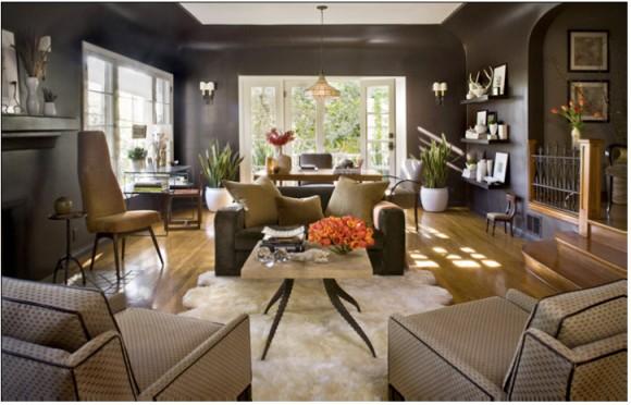 Interiores assinados jeff andrews kardashians fav interior designer andreia alexandre - Khloe kardashian house interior ...