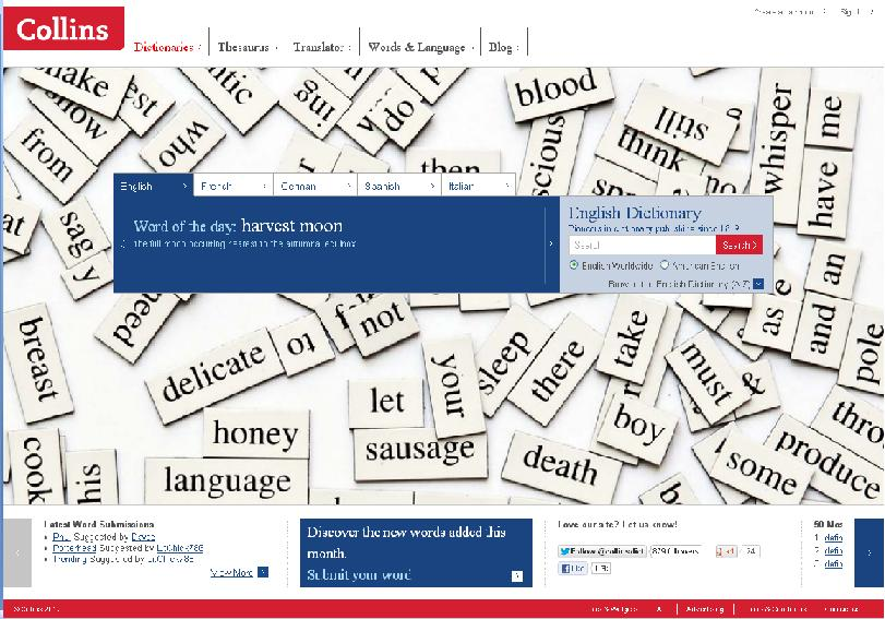 Wordlo new collins e dictionary the way forward for Forward dictionary