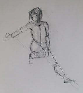 Clothed Life Drawing