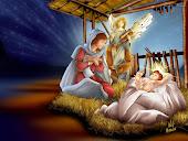 Abençoado Natal para todos nós!