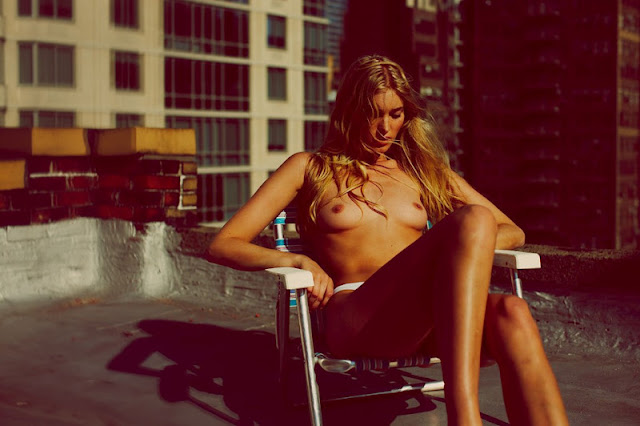 Elsa Hosk – Nude Photoshoot by Guy Aroch