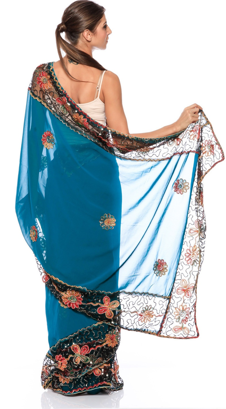Bridal Sarees for Parties | Indian Bridal Party Wear Sarees Collection 2013 - Clothing9Store.pk