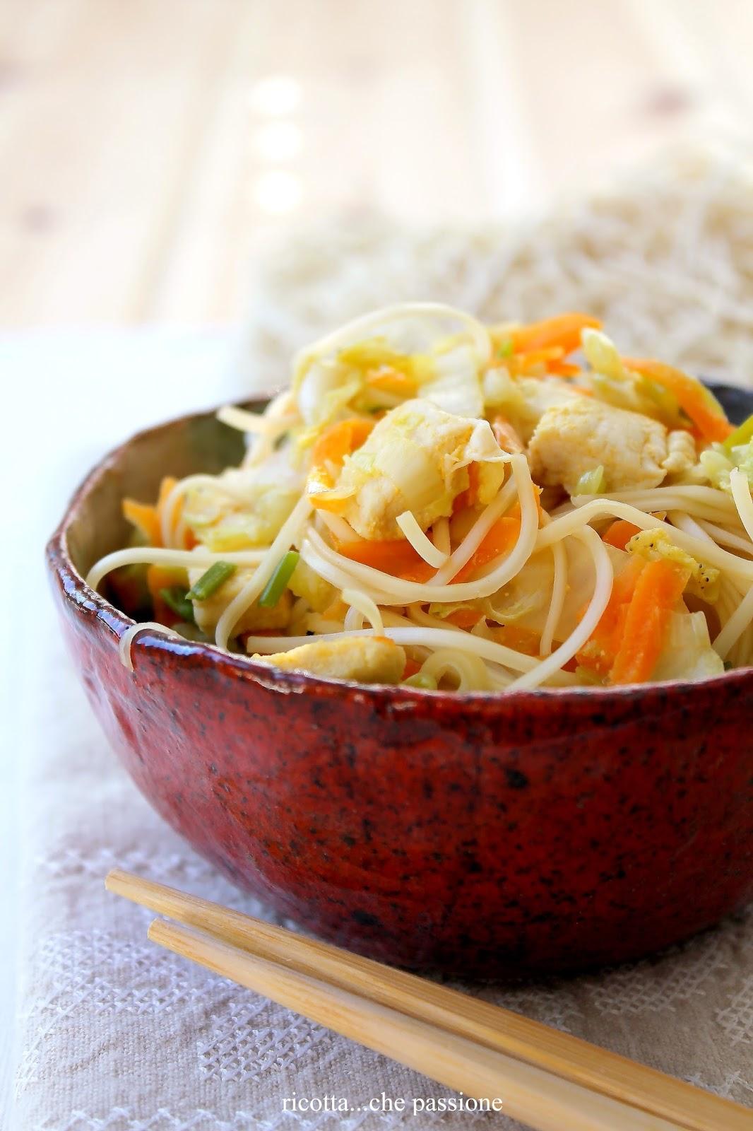 oggi vi porto a scuola di cucina: noodles e ravioli cinesi