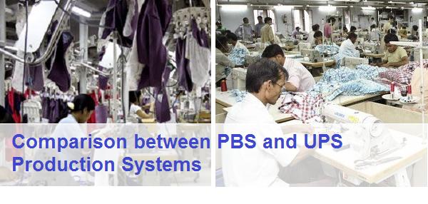 Comparison Between Progressive Bundle System And Unit