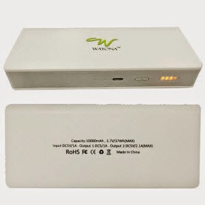 Buy Wayona K8 10000 mAh Power Bank for Rs. 759 at Groupon : BuyToEarn