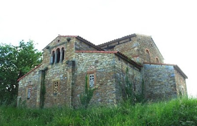 Oviedo, iglesia de Santa María de Bendones
