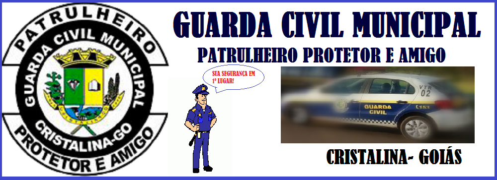 GUARDA CIVIL MUNICIPAL- LIGUE: 3612-7023