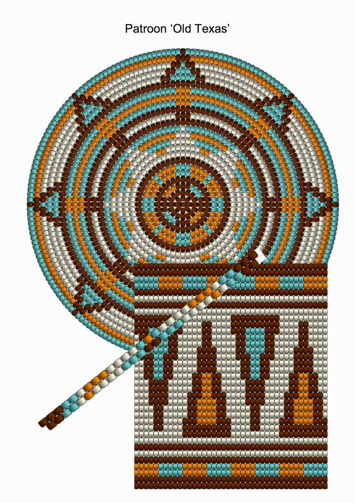 Копилка узоров - Крючком многоцветные узоры, жаккард 57