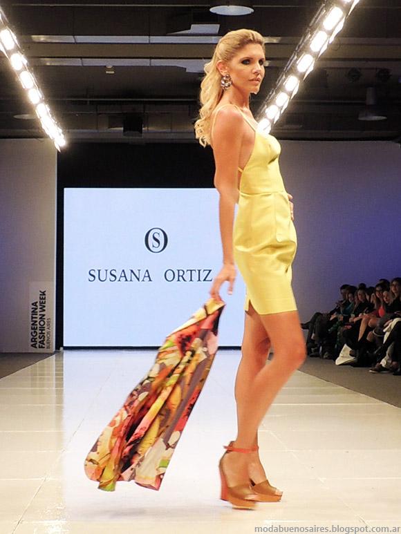 Susana Ortiz primavera verano 2015. Moda primavera verano 2015.