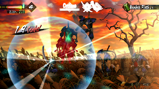 muramasa rebirth screen 3 Muramasa Rebirth (PSV)   Screenshots