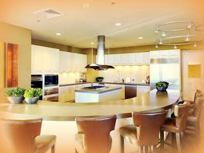 Dise o y decoraci n de la casa ideas para tener una for Barra bar moderna