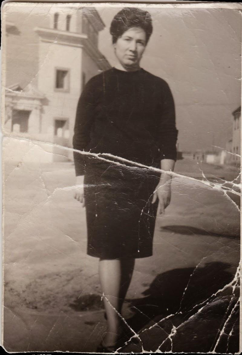 LEGANES BN - Retratos de vecinos- Abuelohara