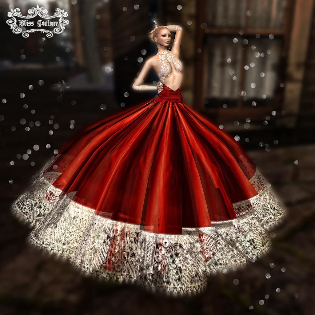 Christmas Formal Dress
