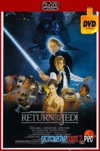 Star Wars: Episodio VI - El regreso del Jedi (1983) DVDRip Latino