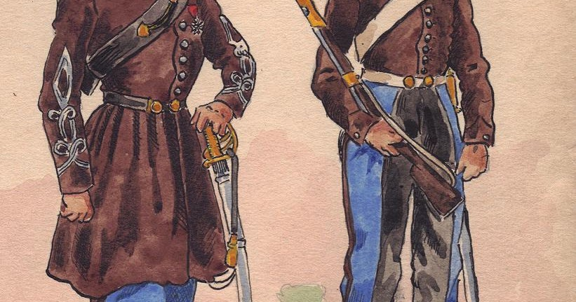 Paco fait le zouave !: Les Hussards en Algérie: aquarelles de ...
