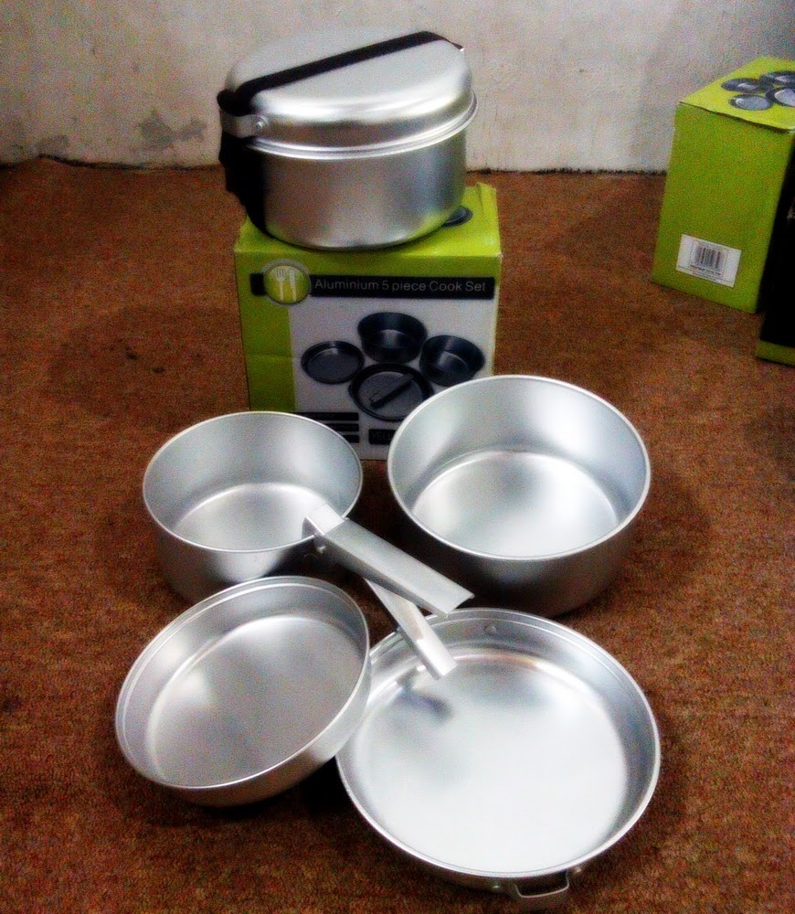 UL Cooking Set