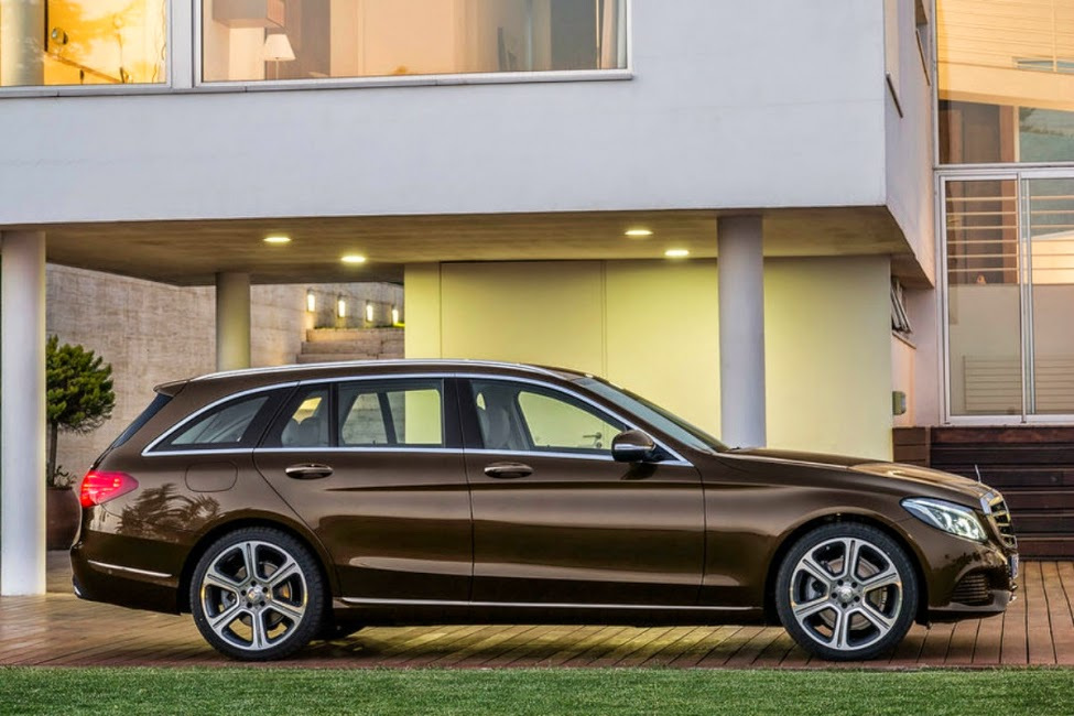 mercedes benz c class station wagon supercars show. Cars Review. Best American Auto & Cars Review