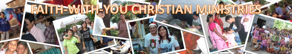 Faith-With-You Christian Ministries