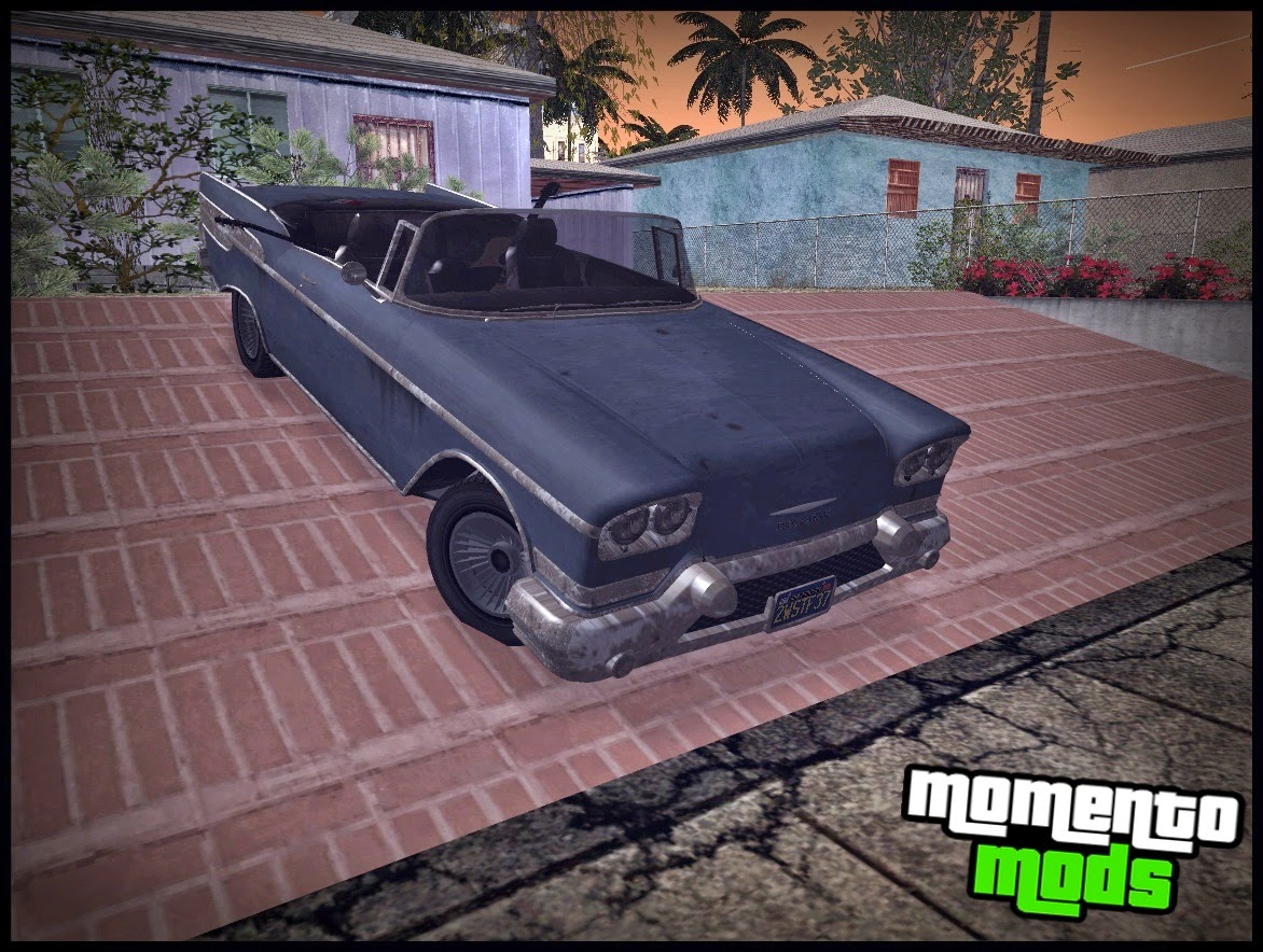 GTA SA - Pack De Tornados Do GTA V
