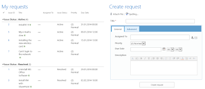 Publish SharePoint form to page