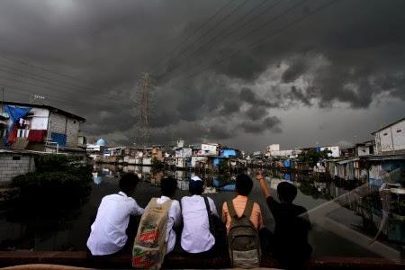 Dua Warga Riau Tewas Akibat Cuaca Ekstrim