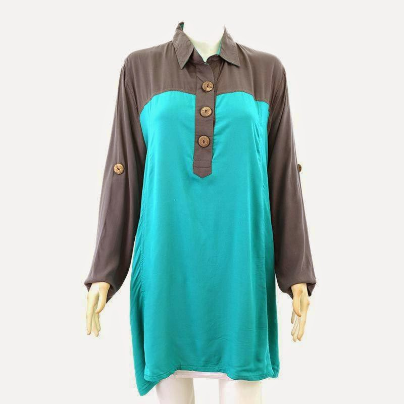 Long Blouse (LAREN-2380)
