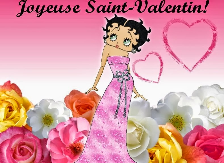 Happy Valentines Day Wishes In French