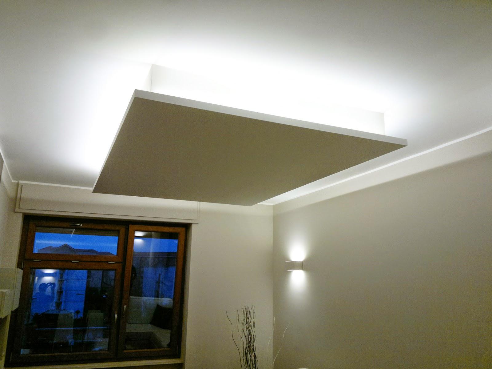 Illuminazione Salotto Led : Illuminazione led casa ristrutturando un ...