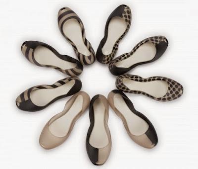 Sapatos Melissa - One by one 9 pares 81 combinações