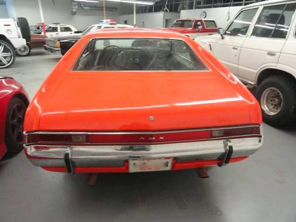 1968 Amc Amx Rare Muscle Car - Buy American Muscle Car