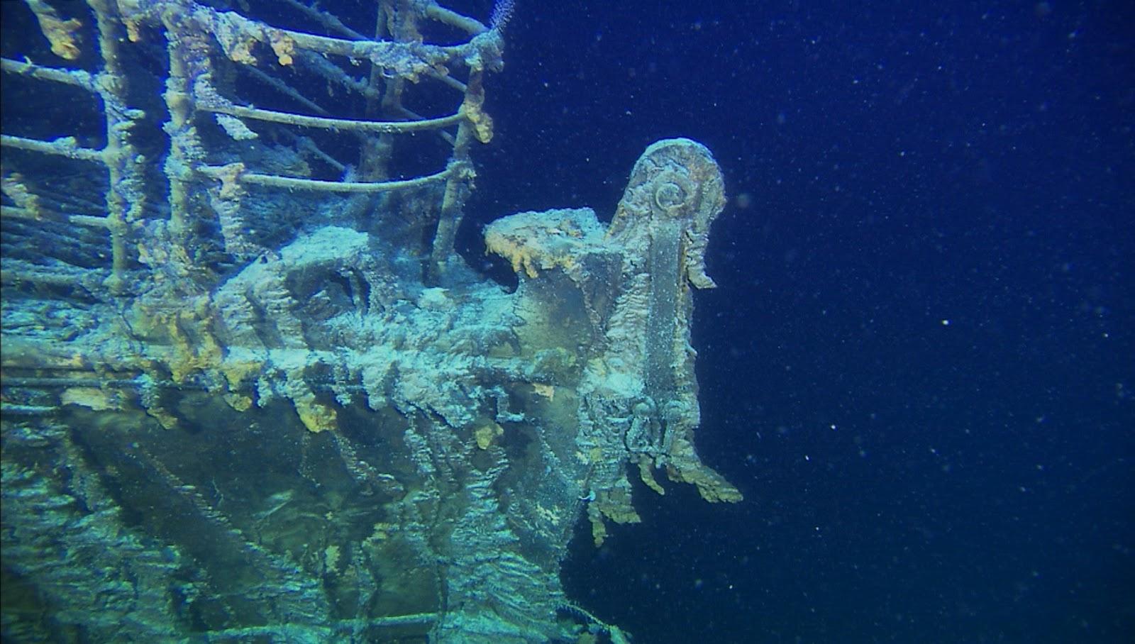 Real Titanic Underwater Bodies   Foto Bugil Bokep 2017