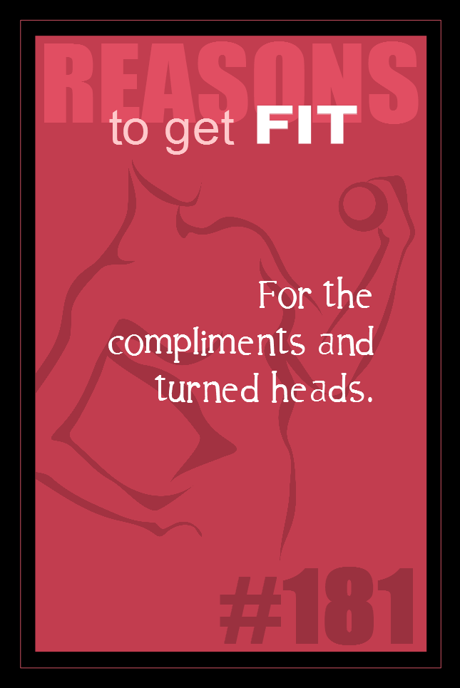365 Reasons to Get Fit #181