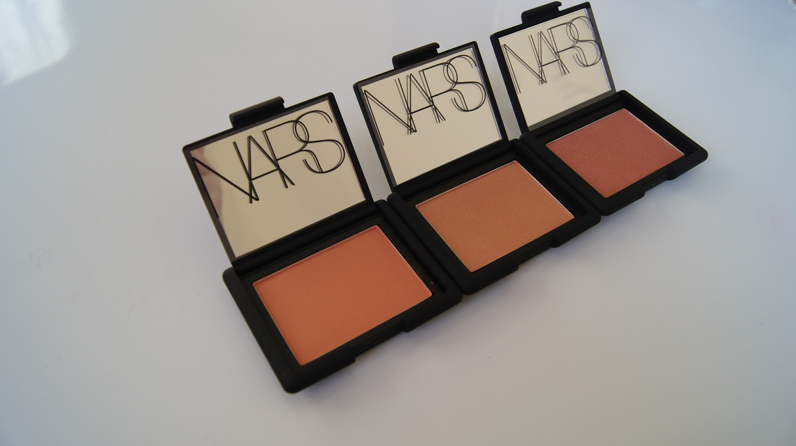 NARS blush review