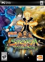 Naruto Ultimate Ninja Strom Revolutions