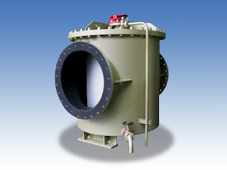 Water Strainer, Silencer, Calrorifier