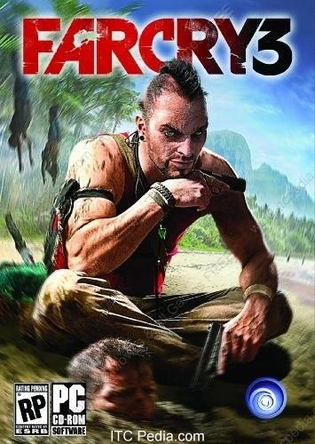 Far Cry 3 Update v1.05 - RELOADED