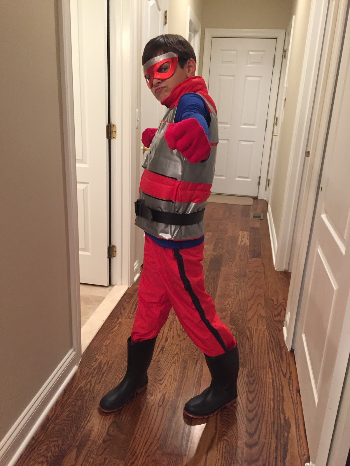 Calypso In The Country: The Henry Danger Inspired Halloween Costume